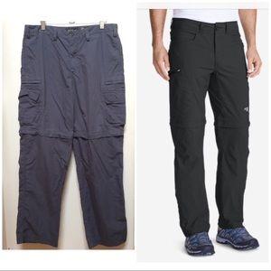 💁🏽♂️Eddie Bauer Convertible Cargo Pants Shorts
